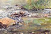 Blanco River Painting